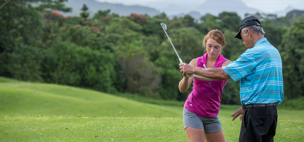 Golf School Oahu