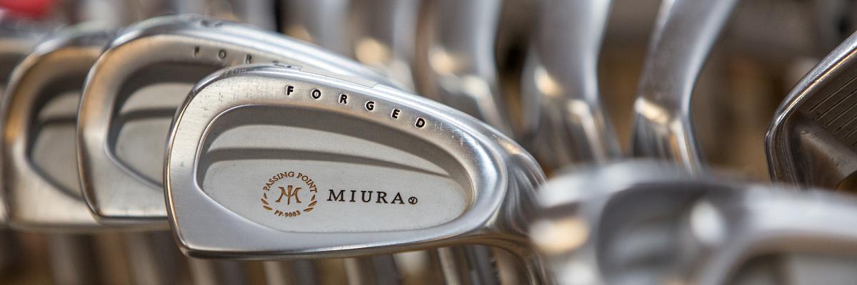 Miura Golf Club Forged